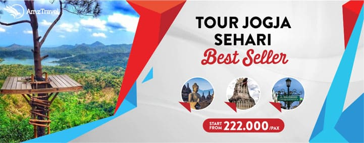 1D Tour Jogja Best Seller