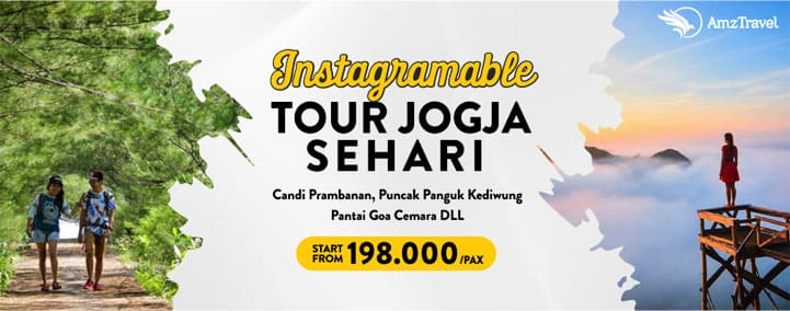 1D Tour Jogja Instagrammable