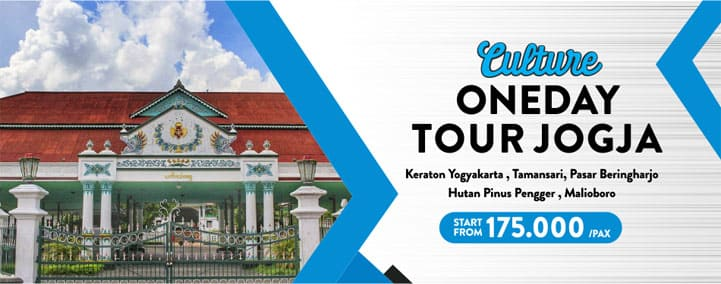 1D Tour Jogja Culture